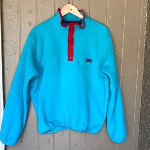 Vintage Patagonia Synchilla fleece pullover